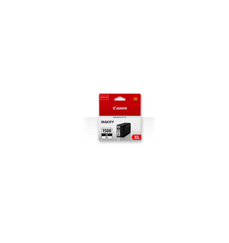 PGI-1500 XL Black ink Cartridge para Maxify séries
