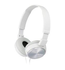 Auscultadores Sony MDR-ZX310APW Branco