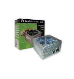 Fonte de Alimentação Eurotech 420W Silent Pro 12cm Retail Silver