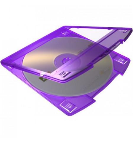 Caixa DVD (Pack 10) - Roxo (AC-LT10)