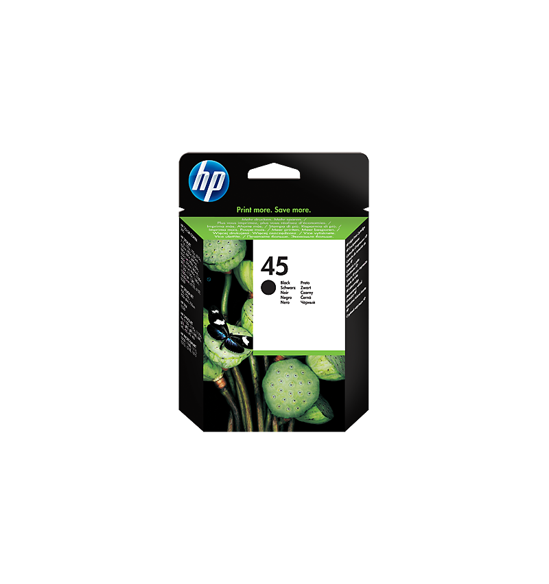 Tinteiro Original HP Nº45 Preto (51645AE)