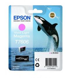 Tinteiro Epson SC-P600 Magenta (C13T76064010)