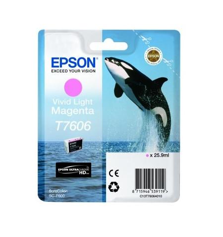 Tinteiro Original Epson SC-P600 Magenta (C13T76064010)