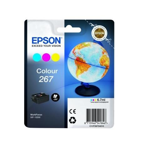 Tinteiro Original Epson WF-100 Cores (C13T26704010)