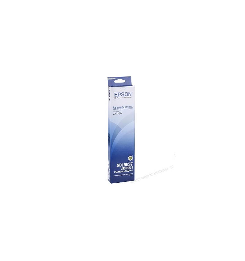 Fita EPSON para LX-350 - Preta
