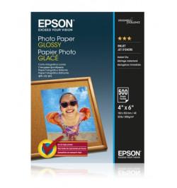 Papel Foto EPSON 4x6 500 sheet