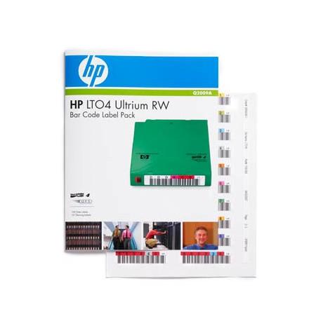 Tape HP Ultrium RW LTO-4 (Q2009A)