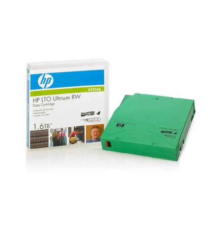 Tape HP Ultrium RW LTO-4 (C7974A)