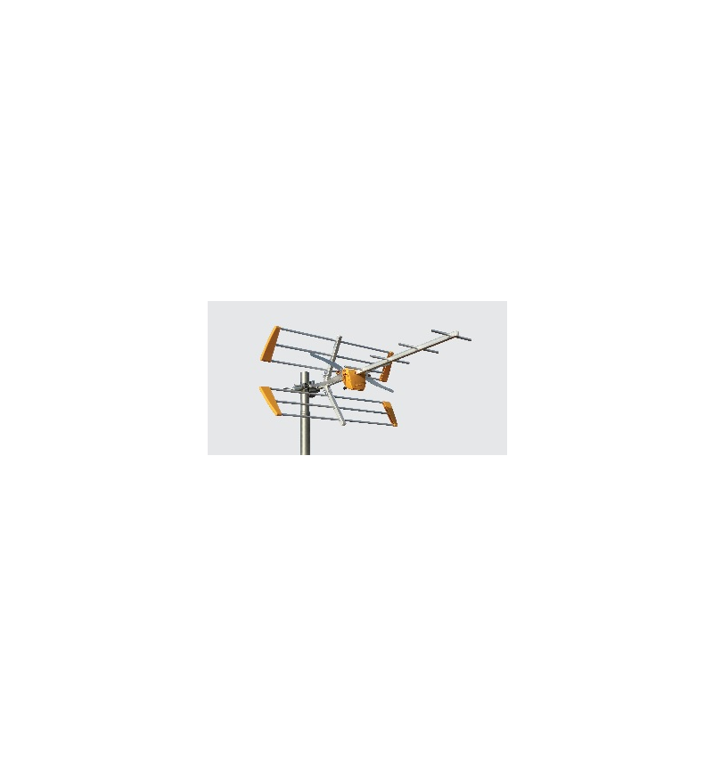 ANTENA UHF YAGI EDGE - TELEVES