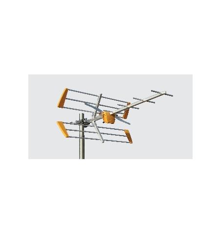 ANTENA UHF YAGI EDGE - TELEVES - (Enc. Min. 15 Unid.)