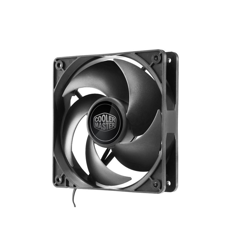Fan Cooler Master Silencio FP 120mm 4 Pin (R4-SFNL-14PK-R1)