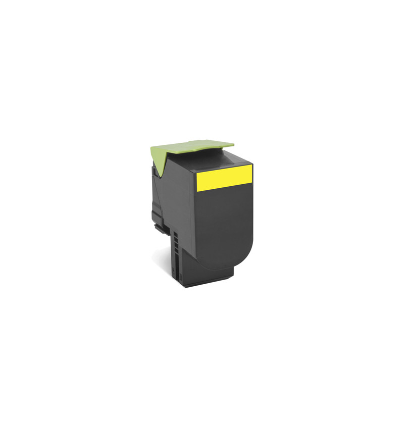 Toner Original Lexmark XC2132 Amarelo (24B6010)