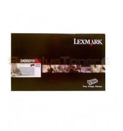 Toner Original Lexmark XS795, XS798 - Magenta (24B6019)