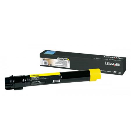 Toner Original Lexmark XS955 EHY (22Z0011)