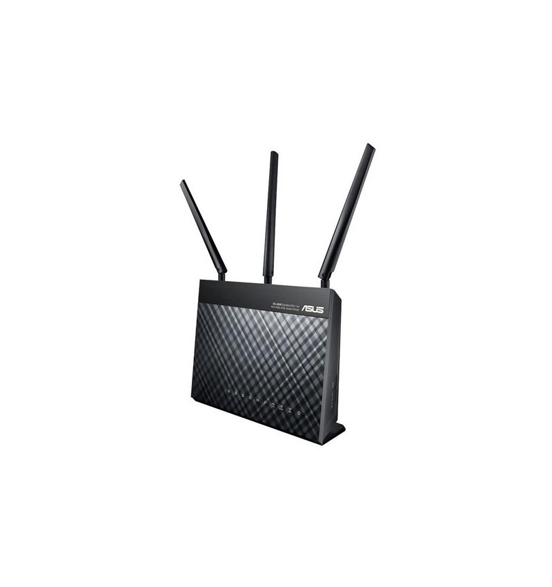 Router Asus DSL-AC68U - Dual-band Wireless VDSL2/ADSL AC1900 (90IG00V1-BM3G00)