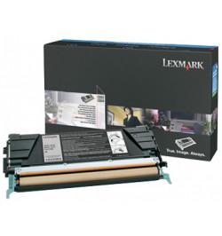 Toner Original Lexmark E460X31E - Preto (E460X31E)