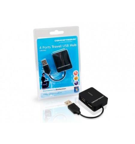 Hub Conceptronic 4 Portas USB 2.0 (C4PUSB2)