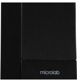 Colunas 2.1 Microlab Fc360 54W RMS - Pretas