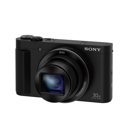 Máquina Fotográfica Sony HX90VB Preta - (DSC-HX90VB)