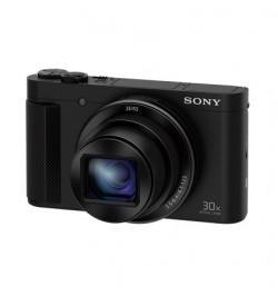 Cyber-shot WX500B, 18 MP, 30x Zoom, BIONZ X, NFC, Cor Preto