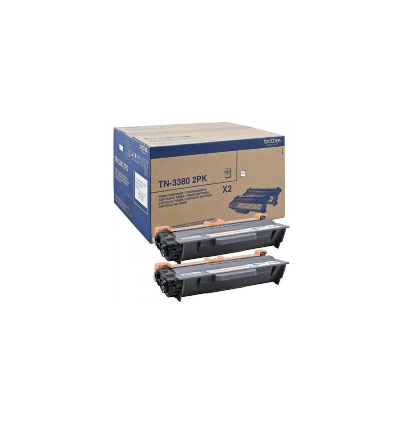 Toner Alta Capacidade Twin (2X) - duraçăo: 16.000 Pág (8.000 pags cada unidade), para 5440D/5450DN/5