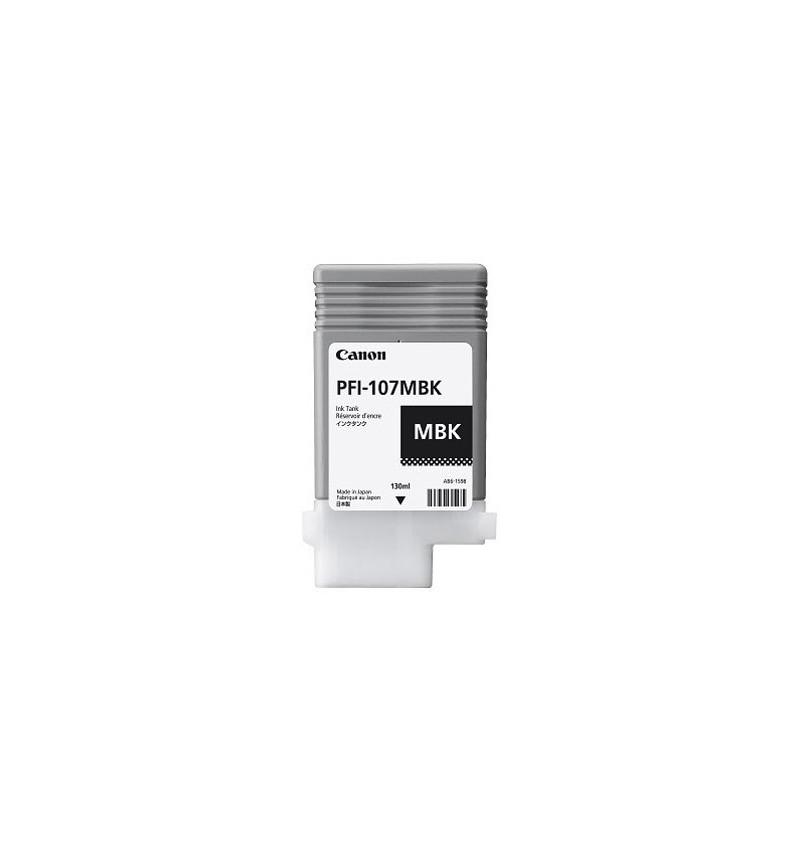 Tinteiro PFI-107 de 130 ml MBK (matte black)
