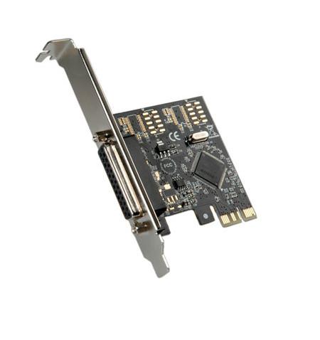 Placa PCI express com 1 porta paralela - 15992114