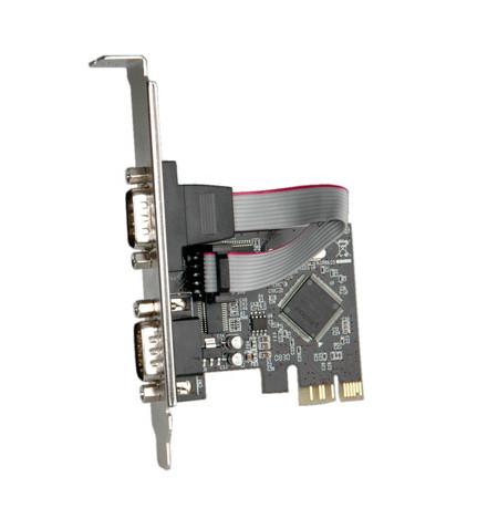 Placa PCI express com 2 portas Série - 15992118