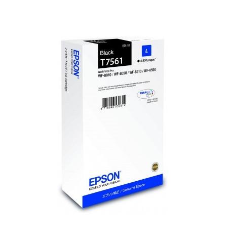 Tinteiro Original Epson L Preto (C13T756140)