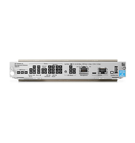 HP 5400R zl2 Management Module