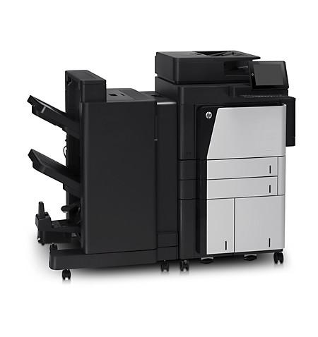 Impressora Multifunções Laser Mono HP LaserJet Enterprise MFP M830z - CF367A