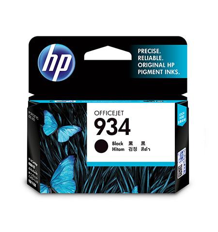 Tinteiro Original HP 934 Preto (C2P19AE)