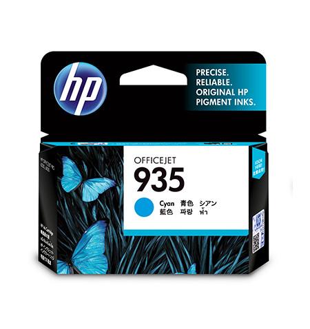 Tinteiro Original HP 935 Preto (C2P20AE)