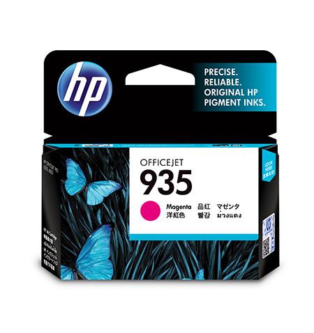 Tinteiro Original HP 935 Magenta (C2P21AE)