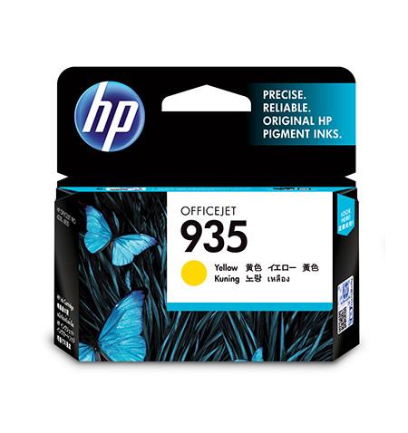 Tinteiro Original HP 935 Amarelo (C2P22AE)