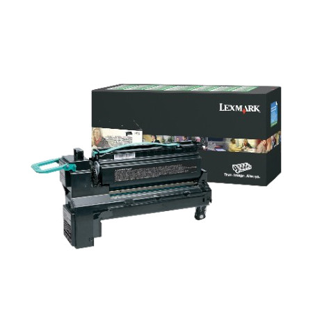 Toner Original Lexmark XS795dte, XS798de,XS798dte - Preto (24B6022)