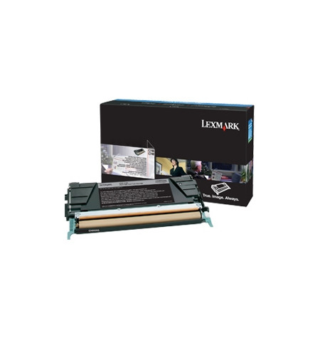 Toner Original Lexmark M1145 XM1145 - Preto (24B6035)
