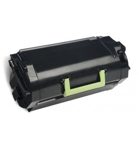Toner Original Lexmark 622XE - Preto (62D2X0E)