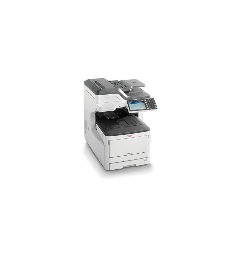 MC873dn - Multifuncional A3 LED cor e mono (4 em 1): Impressăo, Digitalizaçăo, Cópia e Fax com rede