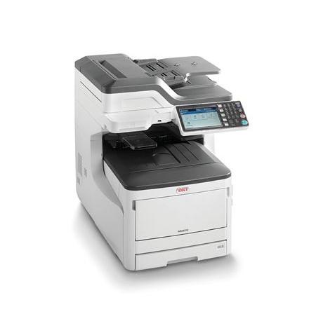 Impressora Multifunções Laser Oki MC873DN (45850204)