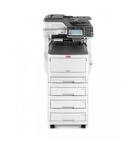 Impressora Multifunções Laser Oki MC853DNV (45850602)