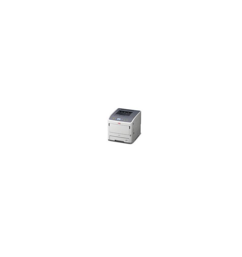 B731dnw - Impressora mono A4, Velocidade de impressăo: 52ppm, primeira página em menos de 5 segundos