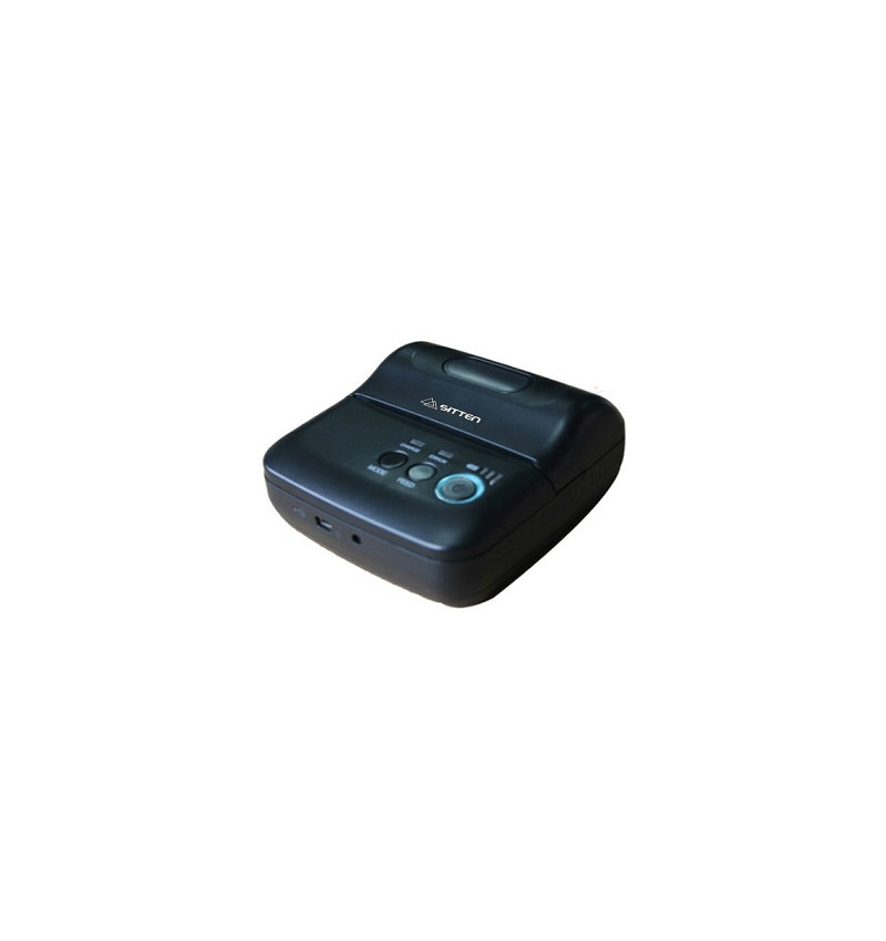 Sitten SP-RMT9 - Impressora térmica 80mm portátil, Bluetooth e USB, Bateria de Lithium, Inclui bolsa