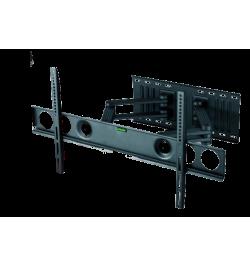 "SUPORTE PLASMA /LCD/TFT 37>80"" NAPOFIX - 276 PRETO"