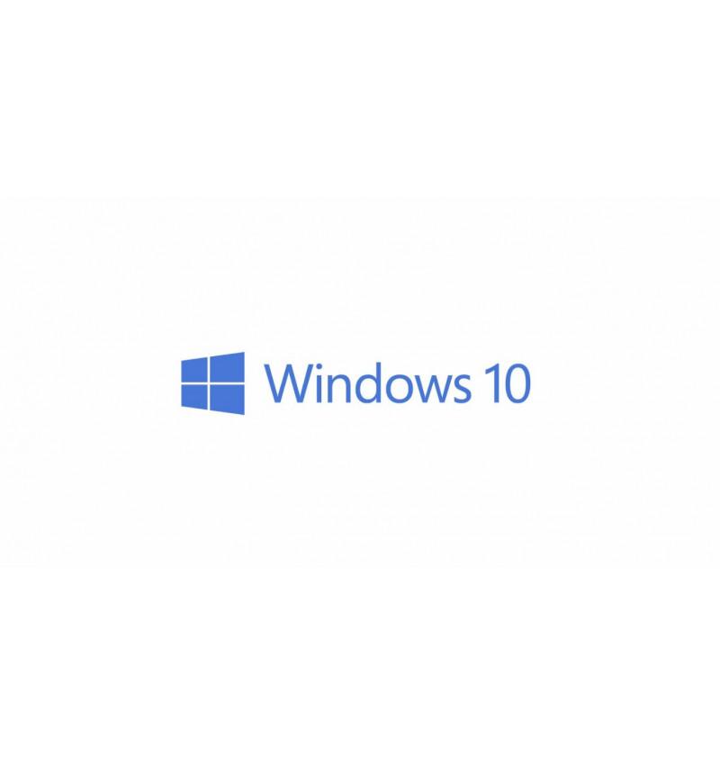 Windows Pro GGK 10 64Bit Eng Intl 1pk DSP ORT OEI DVD - 4YR-00257