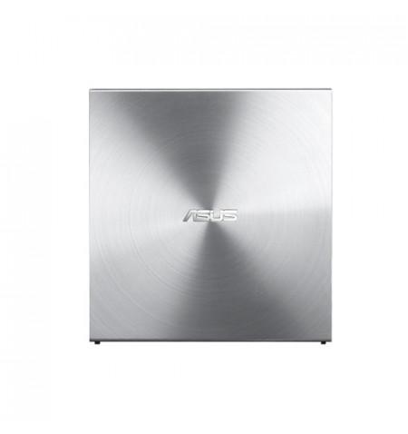 Gravador DVDSlim Asus 8x Externo USB - Prata - 90DD0112-M29000