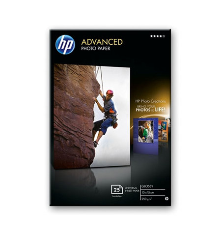 Papel Fotográfico HP (Q8691A)