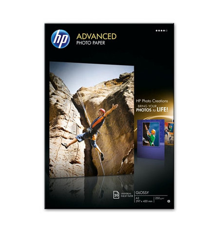 Papel Fotográfico HP (Q8697A)
