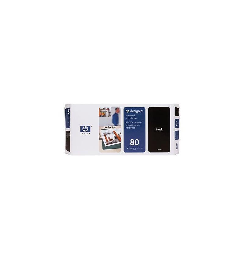 Cabeça de Impressăo HP Nş.80 Black