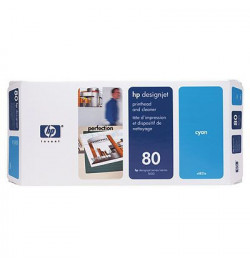 Cabeça de Impressăo HP Nş.80 Cyan